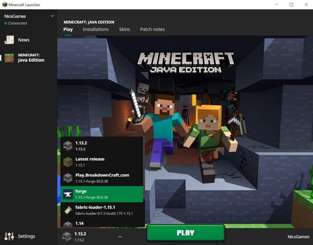 How To Download Install Forge In Minecraft Thebreakdown Xyz
